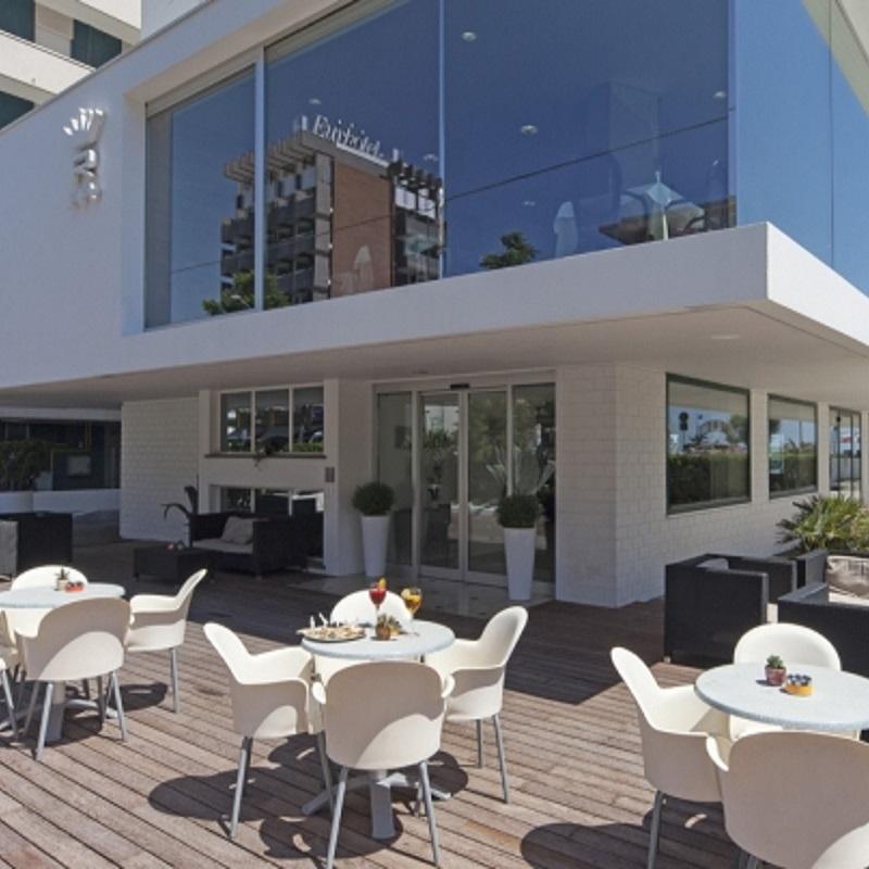 Rimini, hotel Regina